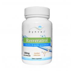 Micronized Resveratrol 250mg.