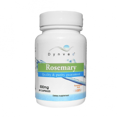 Rosemary 500 mg / 60 caps